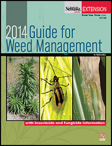2014 Guide for Weed Management