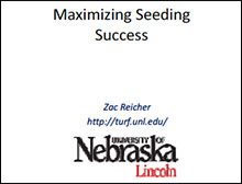 Image link to Ryan LT seeding and herbicides presentation